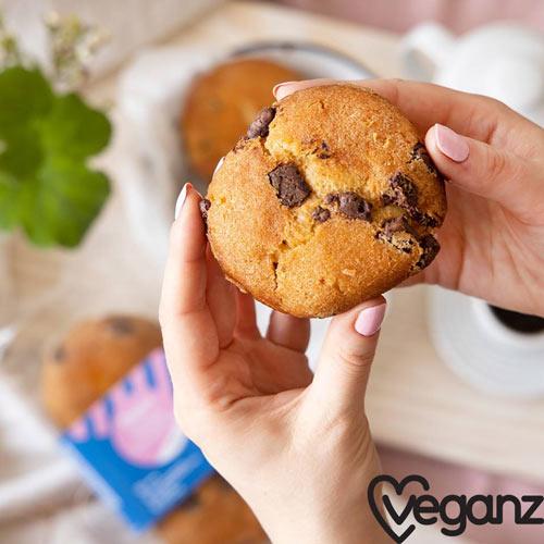veganske snacks - køb veganske muffins
