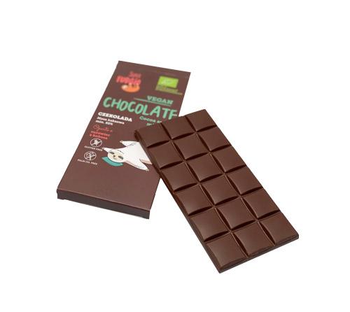 vegansk mælkechokolade køb online