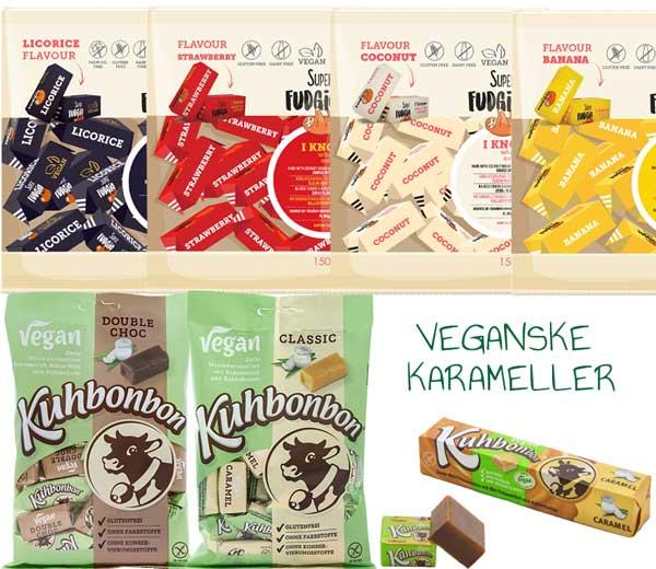 veganske karameller køb online