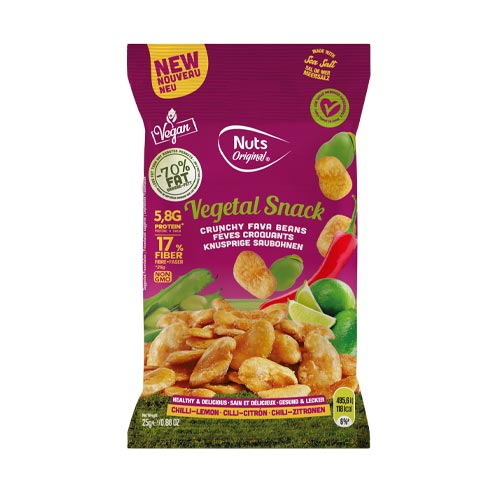sunde veganske snacks køb online - favabønne snacks