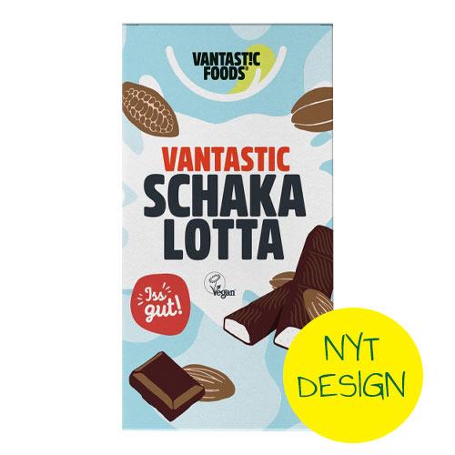 vegansk kinder chokolade - schakalotta køb - venatastic foods chokolde