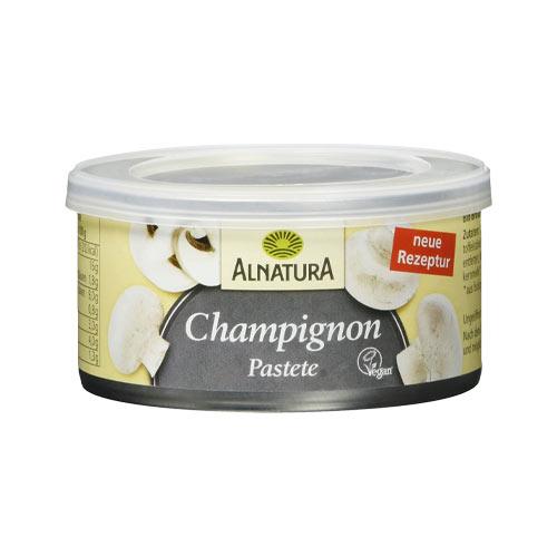 vegansk postej køb online - alnatura champignon pate