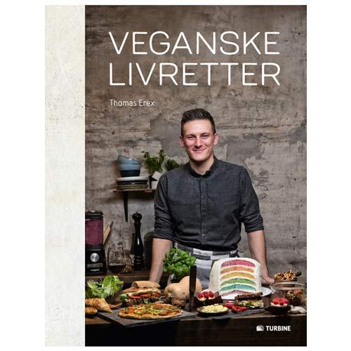 vegansk kogebog - thomas erex kogebog veganske livretter