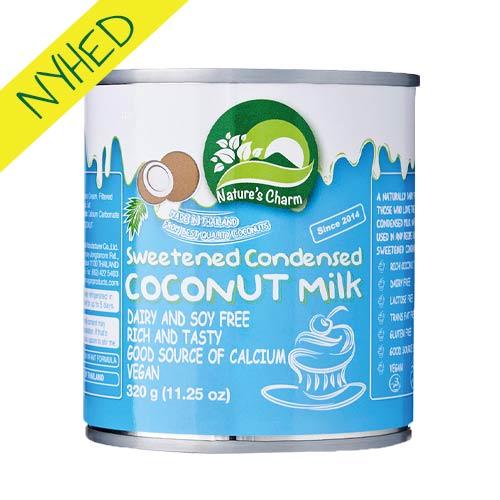 kondenseret kokosmælk køb - vegansk kondenseret mælk - natures charm