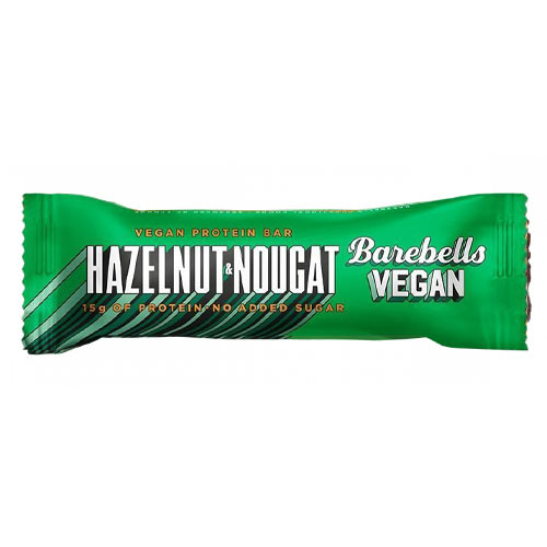vegansk proteinbar barebells vegan protein bar