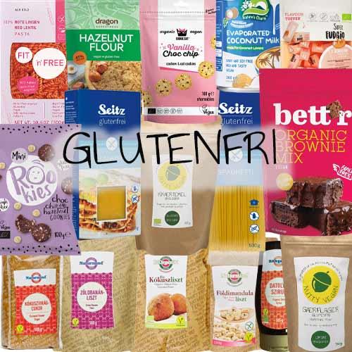 GLUTENFRI PRODUKTER - online - glutenfri mel