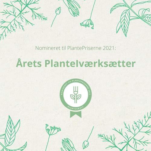 årets planteiværksætter 2021 nutty vegan - veganske produkter online