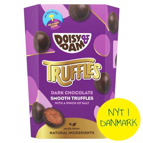 veganske trøfler køb - gave til veganer - vegansk chokolade