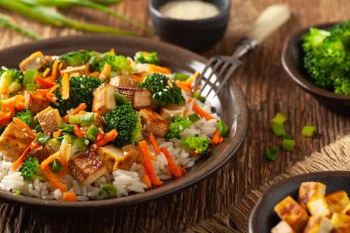 røget tofu tilberedning