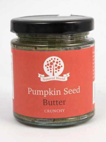 Pumpkin Seed Butter Crunchy