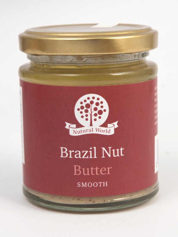 Brazil Nut Butter Smooth