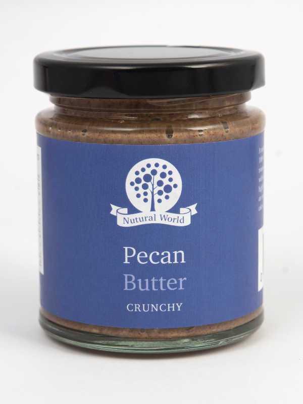 Pecan Butter Crunchy 170gr