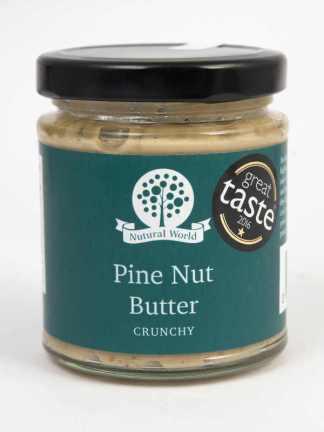 Pine Nut Butter Crunchy