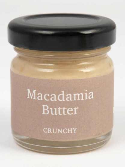 Macadamia Butter Crunchy