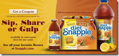 Walmart.com - Snapple Diet Half 'n Half Lemonade Iced Tea