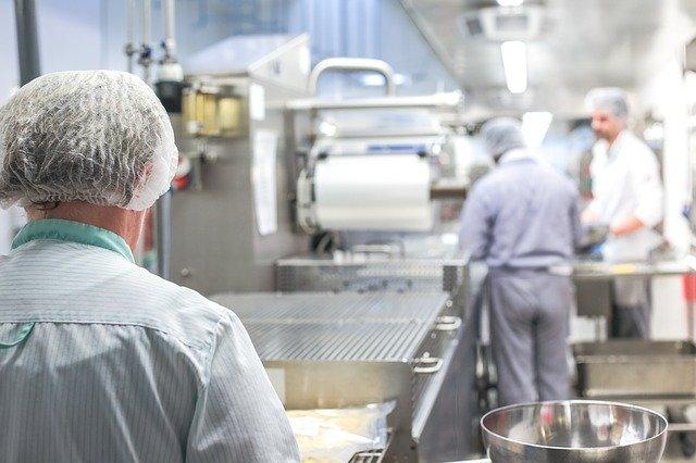 industrie cuisine