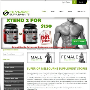 Olympic Supplements Werribee