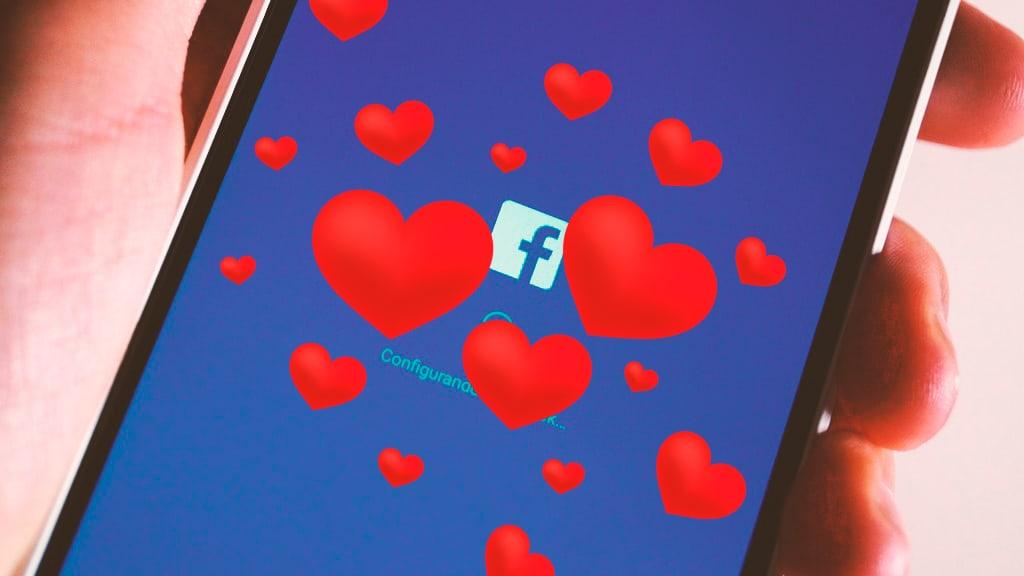 Facebook competirá con Tinder