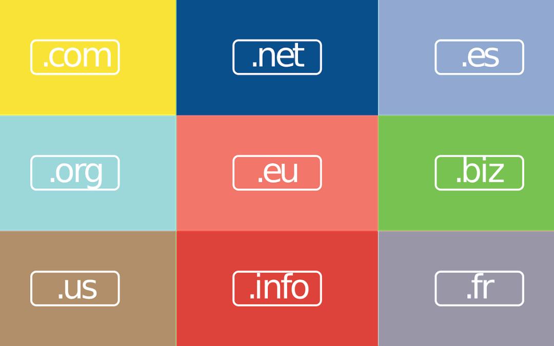 ¿Cómo elegir un nombre de dominio para tu sitio web?