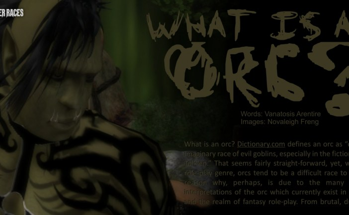 What is an Orc?