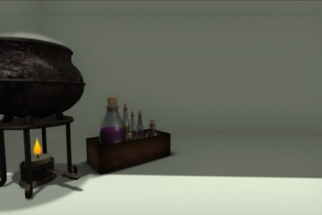 With a Wave of the Wand, the Magic Season is here in Second Life
