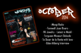 Nu Vibez Magazine, October 2014