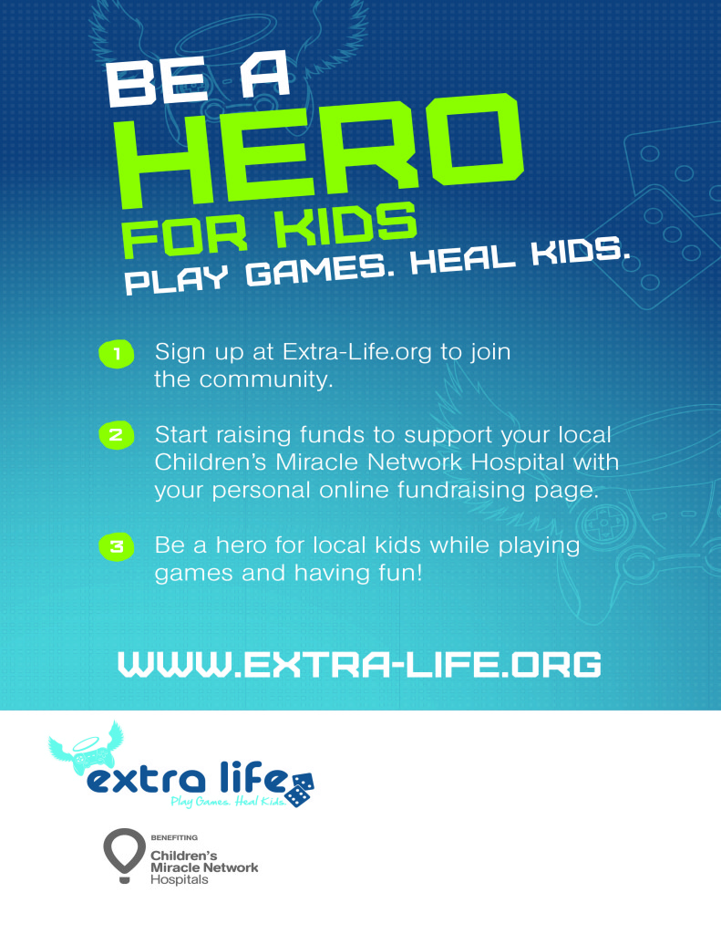 extra life rectangle ad
