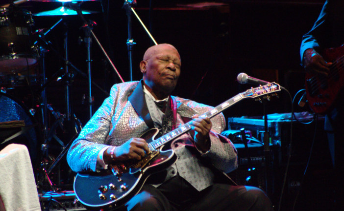 The Late Great B.B. King