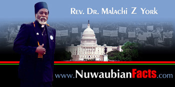 Rev. Dr. Malachi Z. York