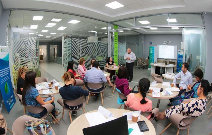 В Ташкенте прошел тренинг по освещению рационального использования водных ресурсов для пресс-служб и СМИ