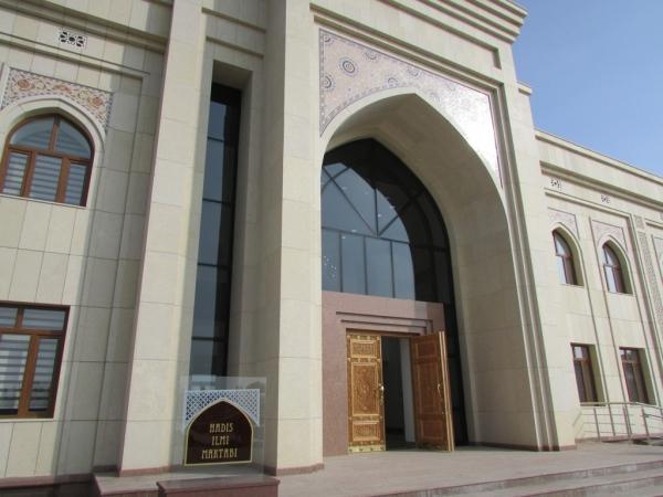 Научный центр и школа хадиса в комплексе Имама Бухари дают ясные представления о наших великих предках