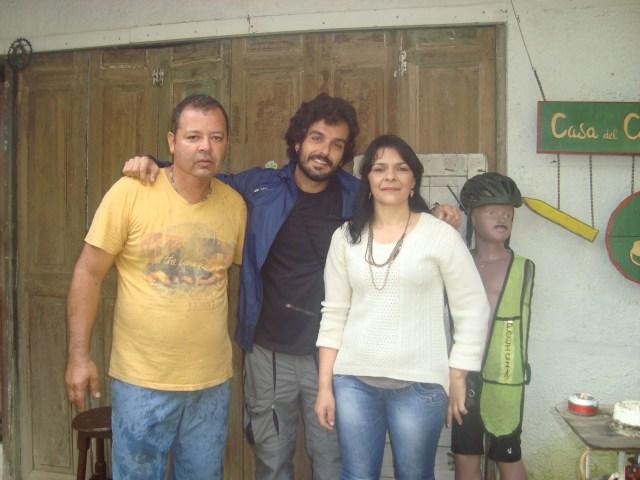Manuel, Pablo ve Martha