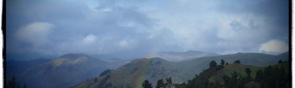 Ekvator Notları II Chimborazo – El Tambo