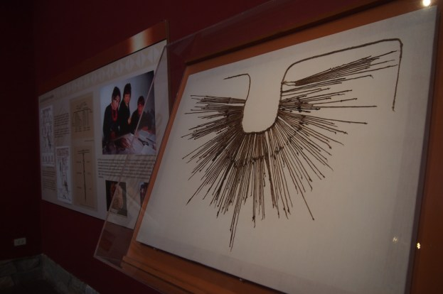 Quipu - Inkaların tarihi kayıt etme biçimi