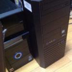 DTM用デスクトップパソコン購入!
