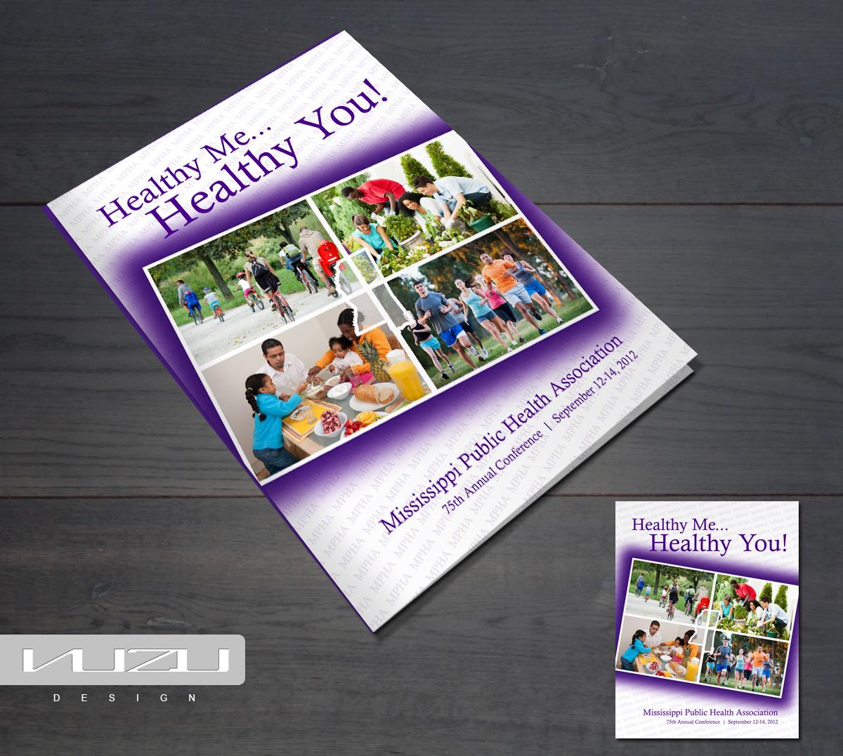 MHSA Annual Report Cover Design
