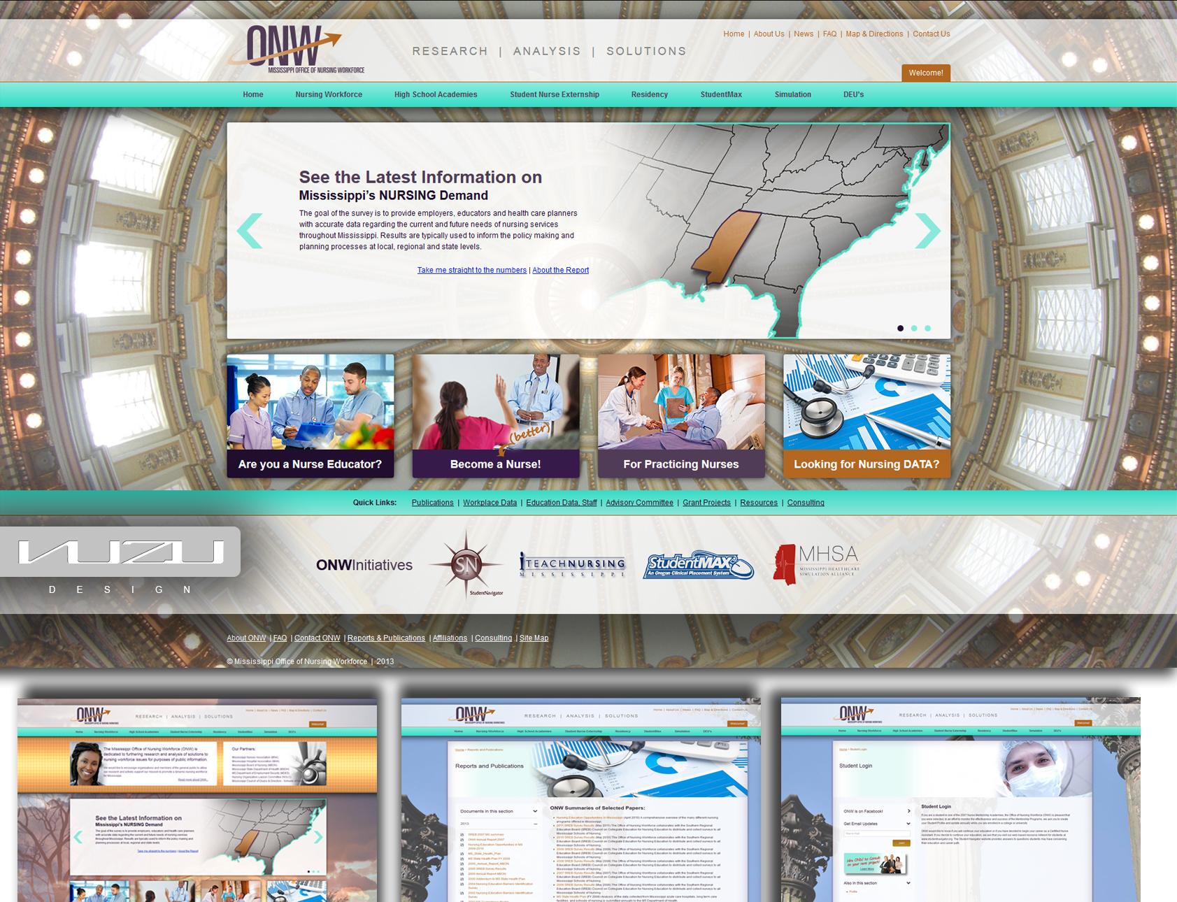 website designer and website services