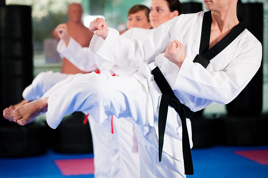 advertising for martial art schools