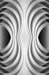 Curled Paper by Elizabeth Koller Copyright © 2014
