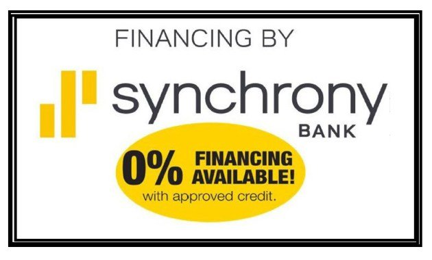 synchrony 0% financing for window coverings
