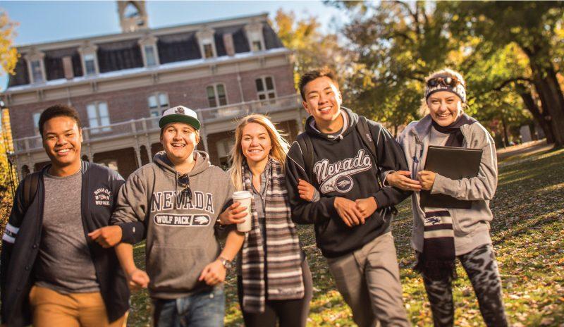 UNR Students, Pactivist Peer Recruitment