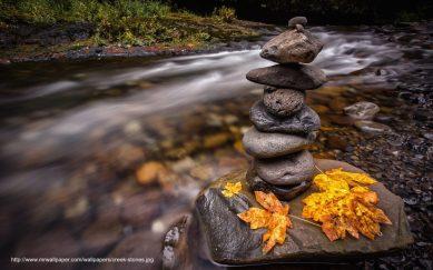 creek-stones