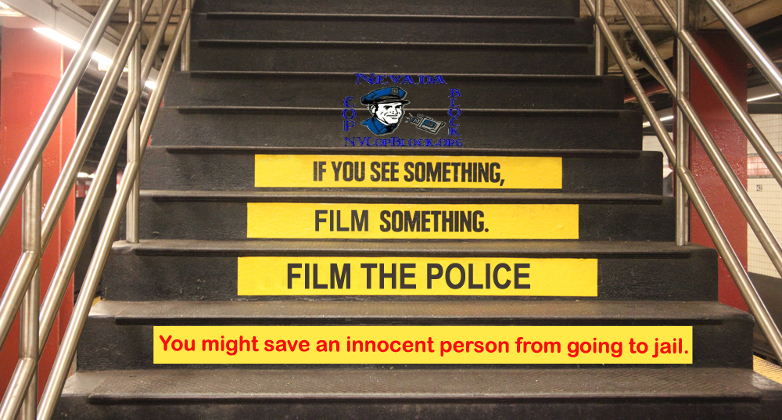 If You See Something Film the Police FTP Nevada Cop Block