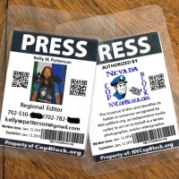 Official Cop Block Press Passes