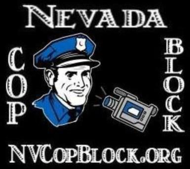 Nevada Cop Block Logo