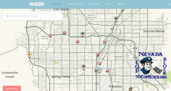 Avoid Police Checkpoints Speed Traps Waze App