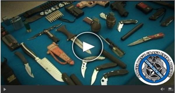 TSA Failed to Find Fake Weapons 95 Percent