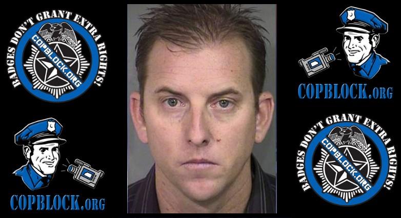 Las Vegas Police Officer Jeffrey Harper Fraud Arson