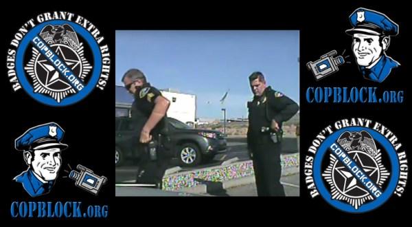 Boulder City Police Sgt John Glenn Perjury Unlawful Arrest
