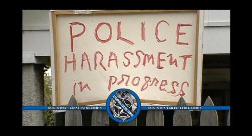 Police-Harassment